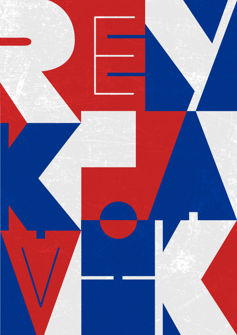 Reykjavik poster for  ShowUsYourType