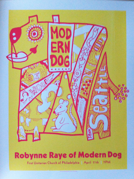 Designed with Robynne Raye ©Modern Dog Design Co.