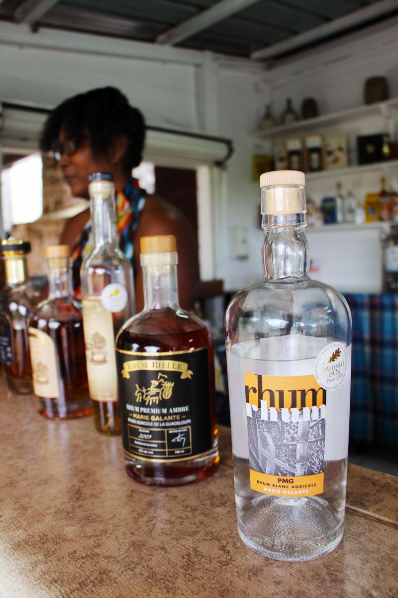 La distillerie Bielle