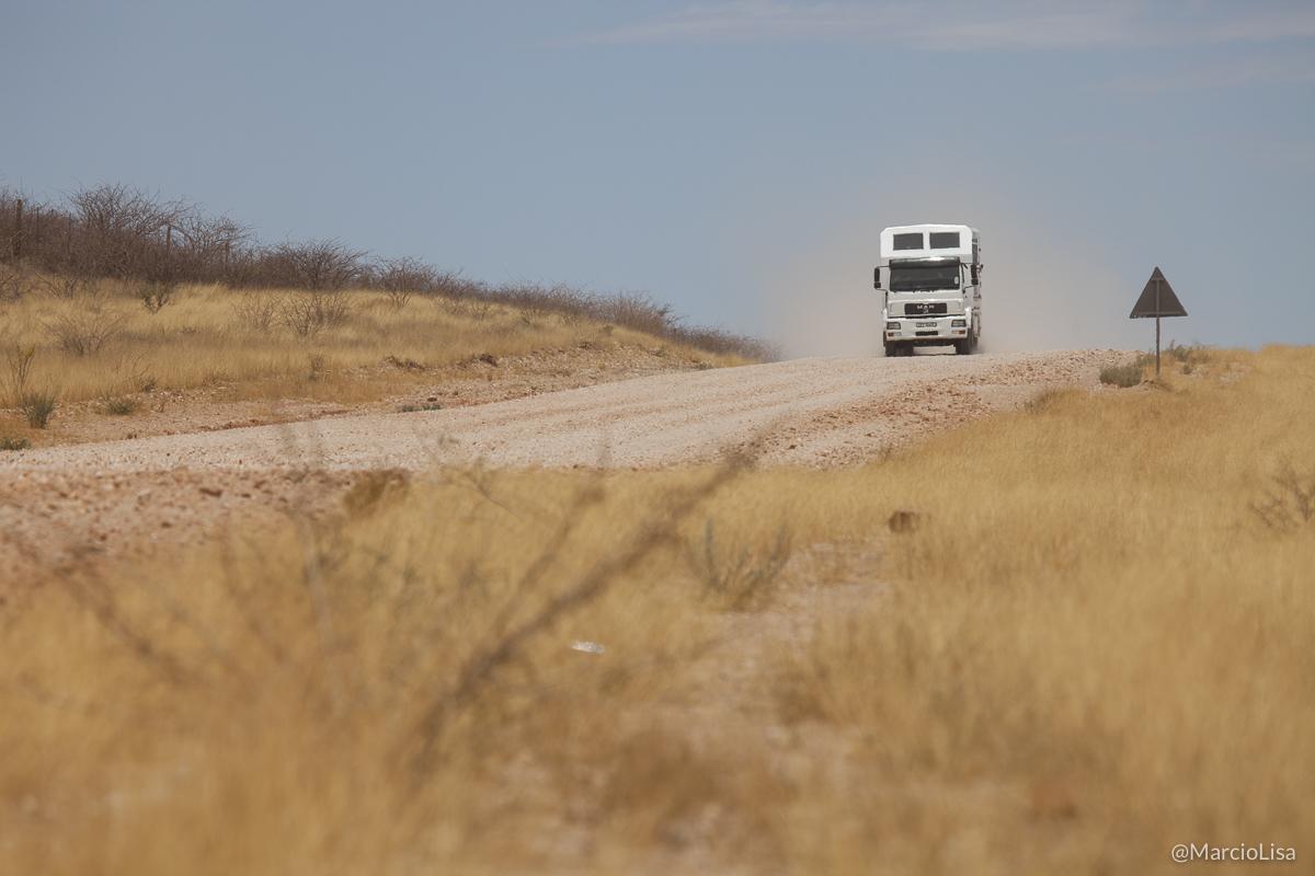 Turismo na Namibia