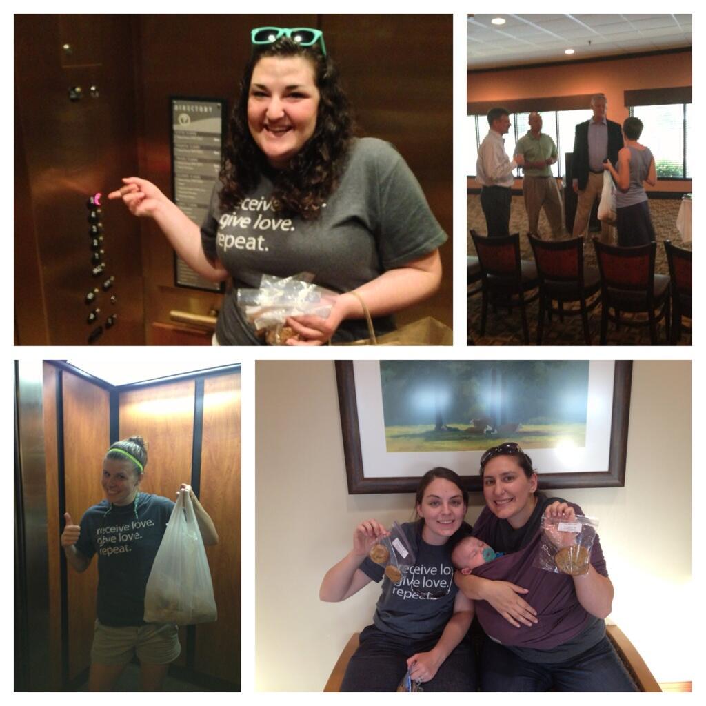 Week 1: Love in an Elevator