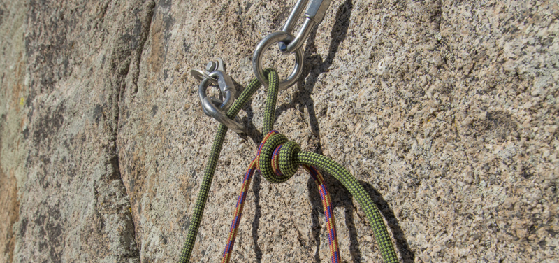 The barrel knot: the new gold standard for trying ropes together?