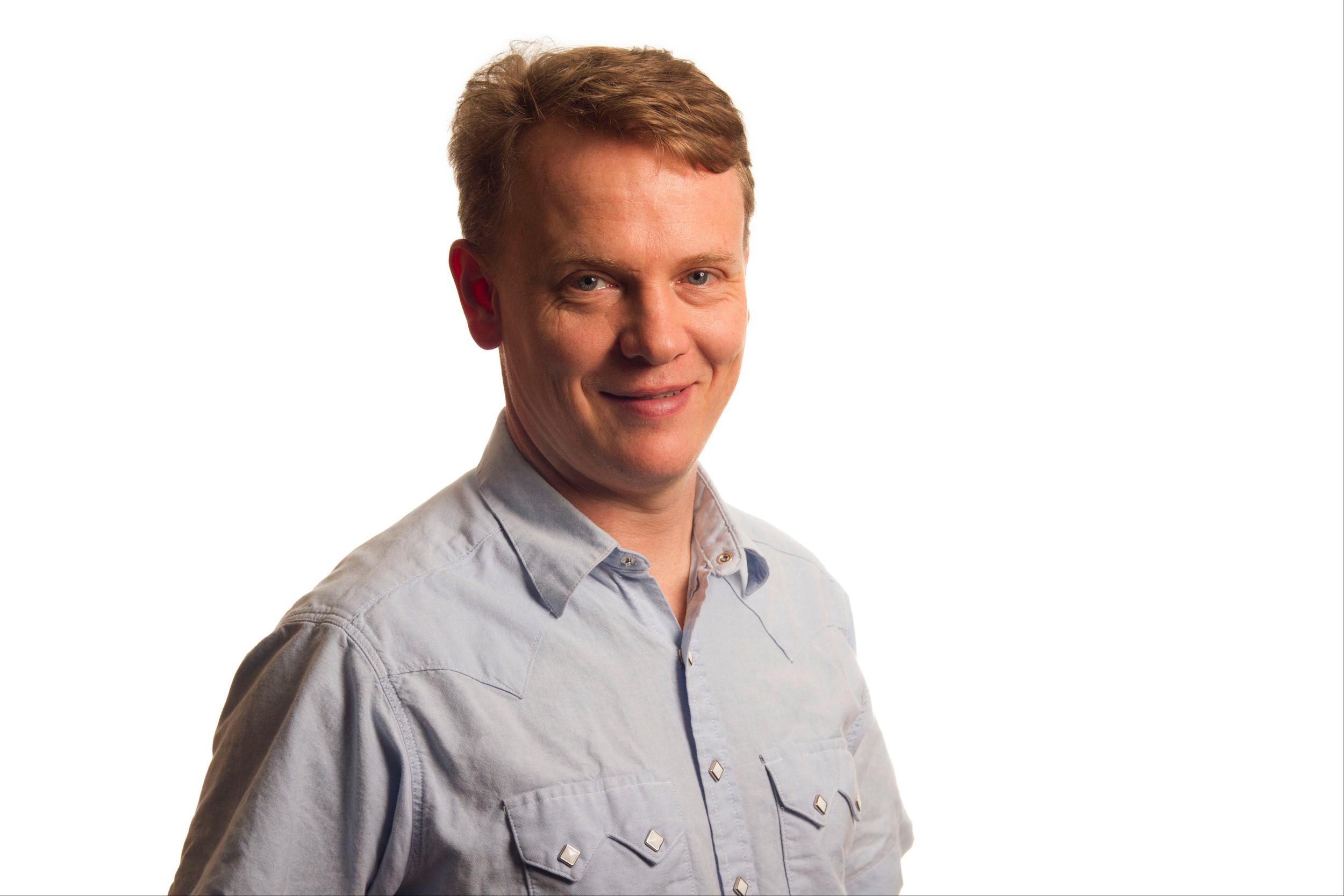 Wes Pope, workshop co-director