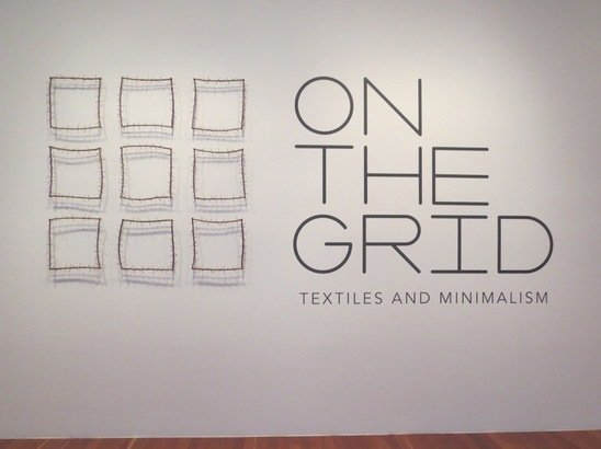 """Laura's Quilt"" (2007), by Gyöngy Laky. The M.H. de Young Museum, San Francisco, California."