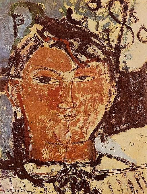 Portrait of Pablo Picasso (1915), by Amedeo Modigliani. Source: https://commons.wikimedia.org/