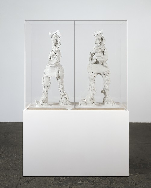 """The Twin"" (2005), by Rebecca Warren. © Rebecca Warren courtesy Matthew Marks Gallery."