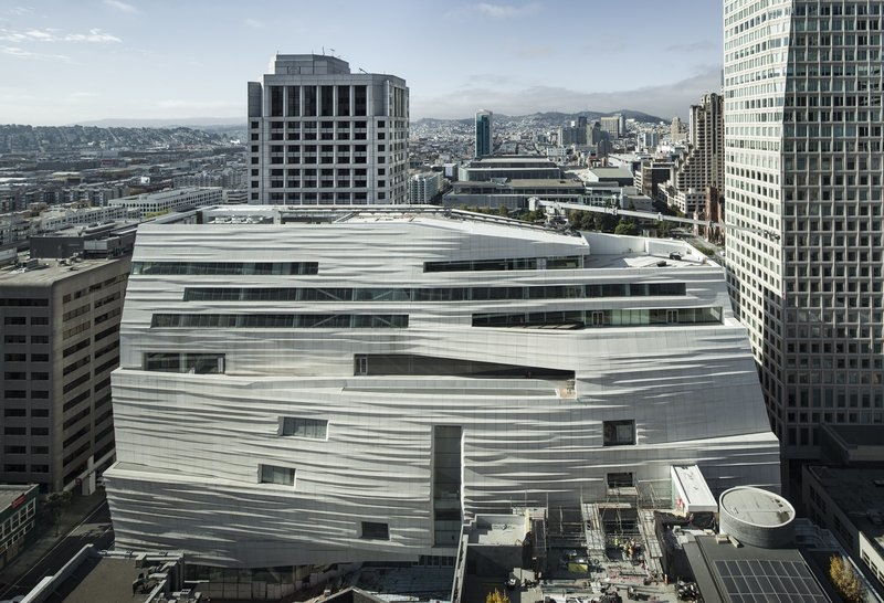 Museum of Modern Art, San Francisco, CA. Photo by Henrik Kam. Source: https://www.sfmoma.org/