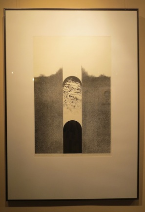 """""""Bez Tytulu III, ok"""" (1973), by Andrzej Gieraga."""