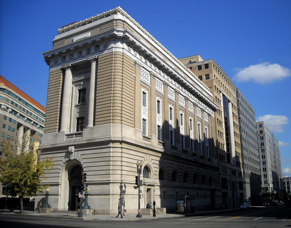 National Museum of Women in the Arts, 1250 New York Ave. NW, Washington, DC. Source: https://commons.wikimedia.org