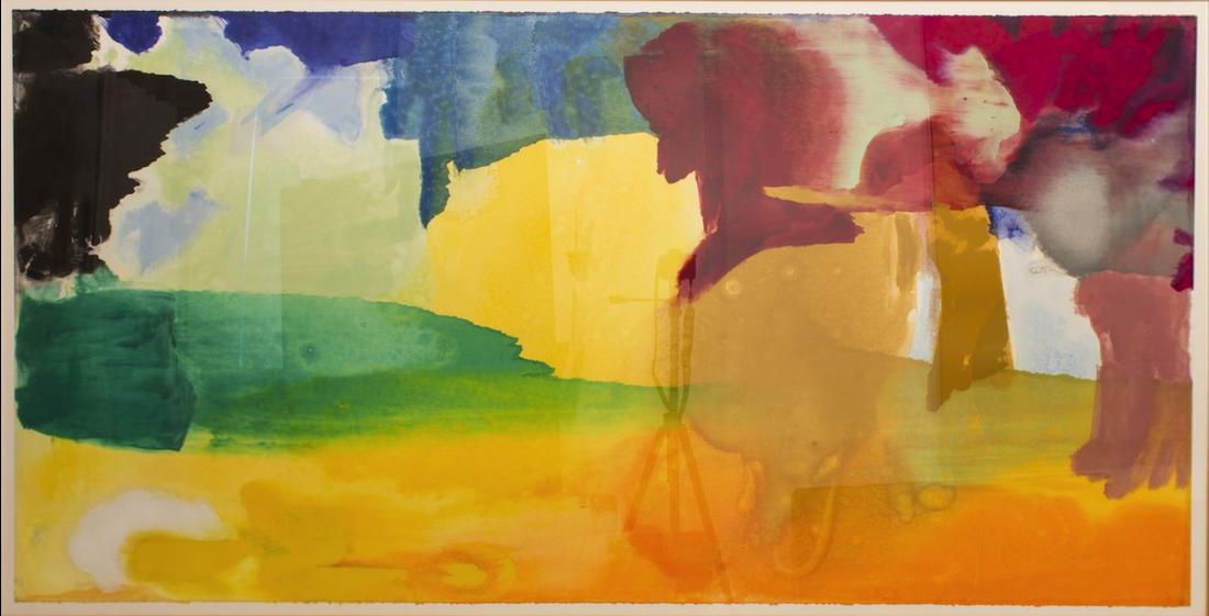 """""""Untitled"""" (1988), by Friedel Dzubas (1915-1994). Source: https://www.artsy.net/artwork/friedel-dzubas-untitled-9"""
