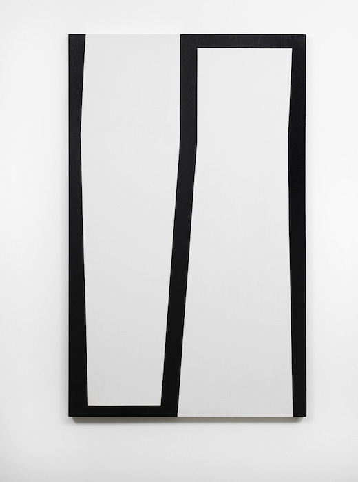 """Untitled"" (1974), by Carmen Herrera. Lisson Gallery, London.  Source:    http://www.lissongallery.com/exhibitions/carmen-herrera"