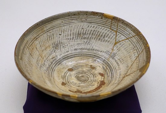 Tea bowl, Korea, Joseon dynasty, 16th century. Ethnological Museum, Berlin. Source: https://commons.wikimedia.org/