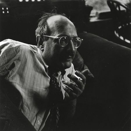 Mark Rothko (ca. 1949), photo by Consuelo Kanaga. Source: https://commons.wikimedia.org/