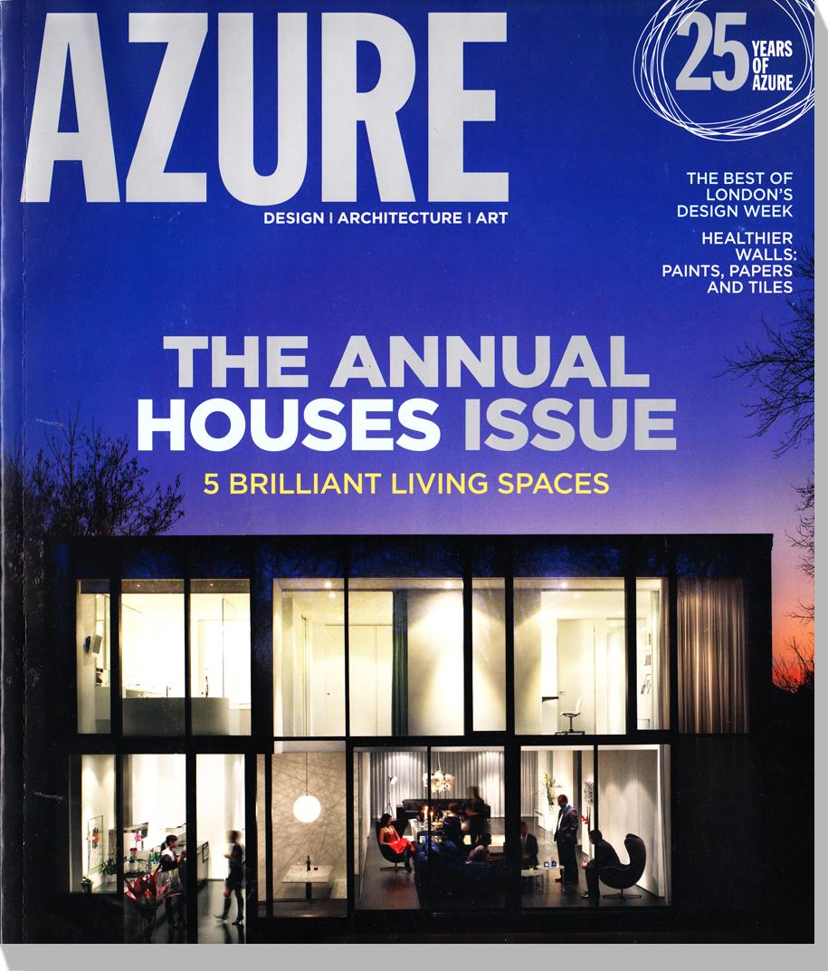AZURE MAGAZINE, JAN-FEB 2010