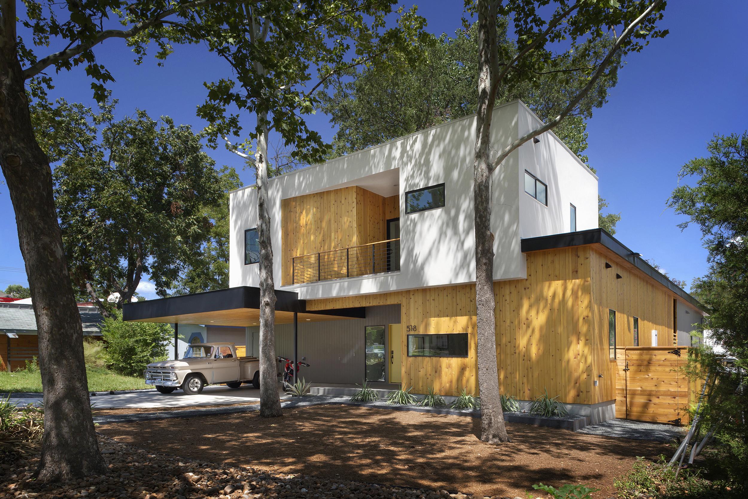 Matt Fajkus MF Architecture Tree House_Perspective Front Day Photo Brian Mihealsick.jpg