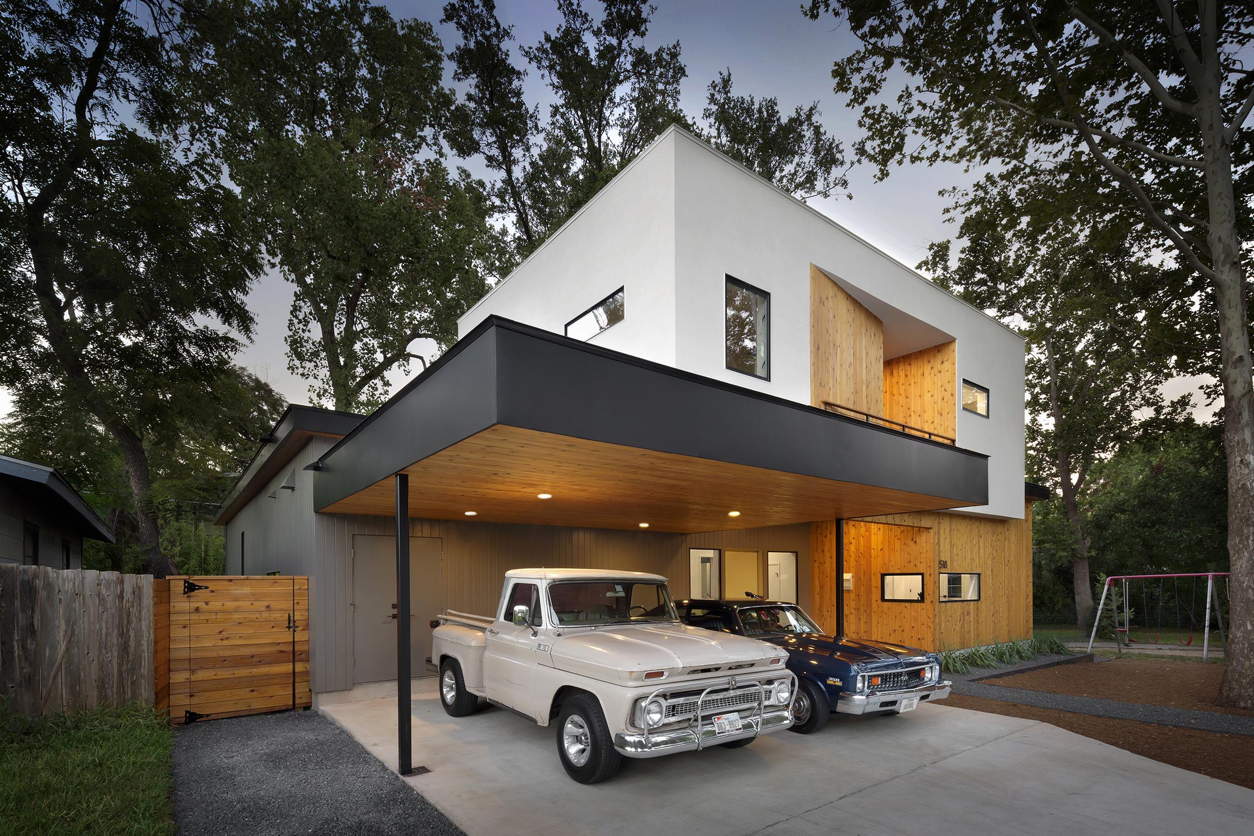 Matt Fajkus MF Architecture Tree House_Perspective Front 2 Photo Brian Mihealsick.jpg