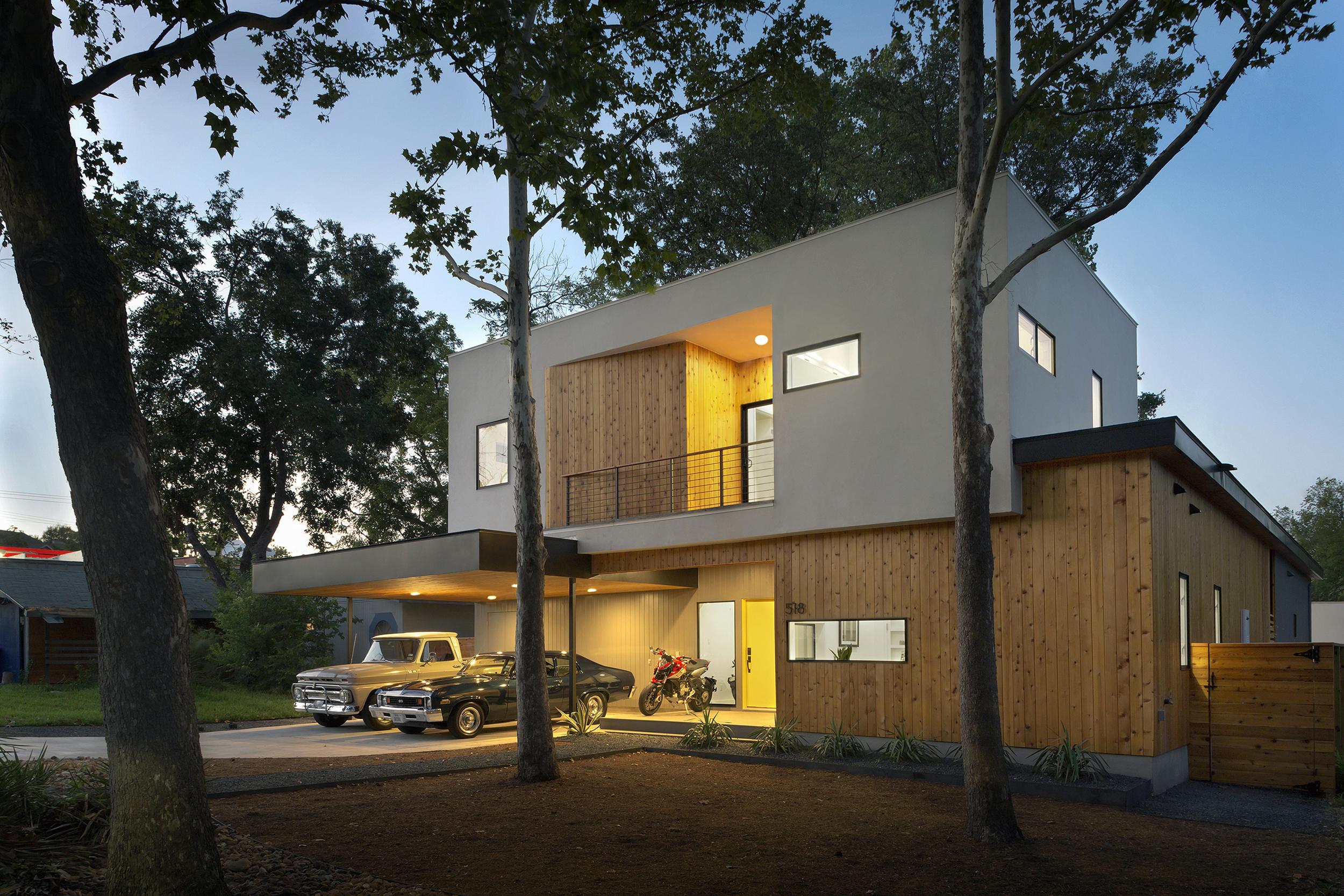 Matt Fajkus MF Architecture Tree House_Perspective Front Photo Brian Mihealsick.jpg