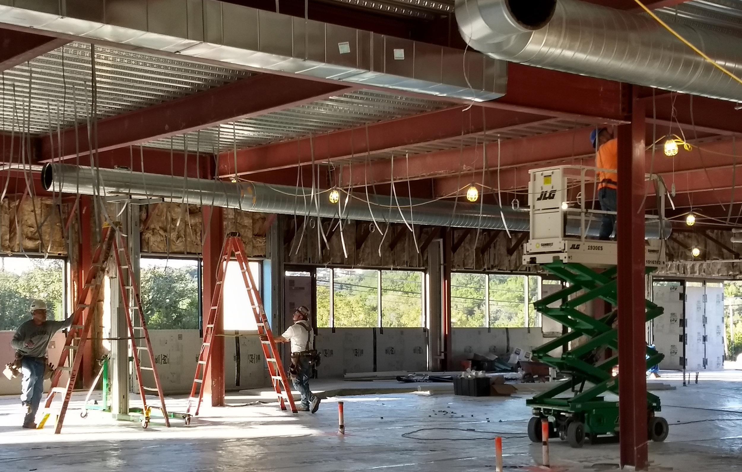 Alive + Well Wellness Center by Matt Fajkus Architecture_Construction 5.jpg