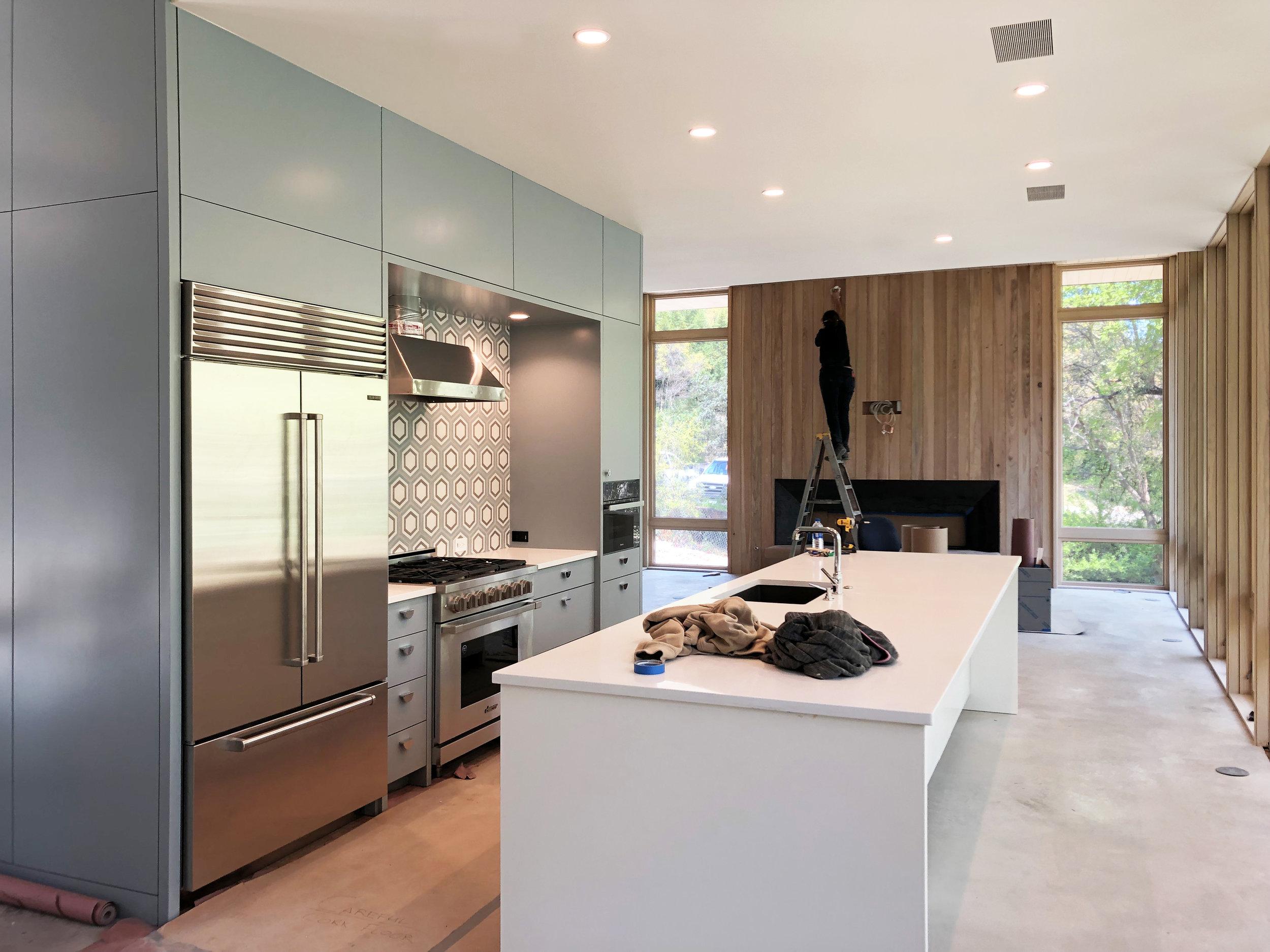 Descendant House by Matt Fajkus Architecture. Construction 14.JPG