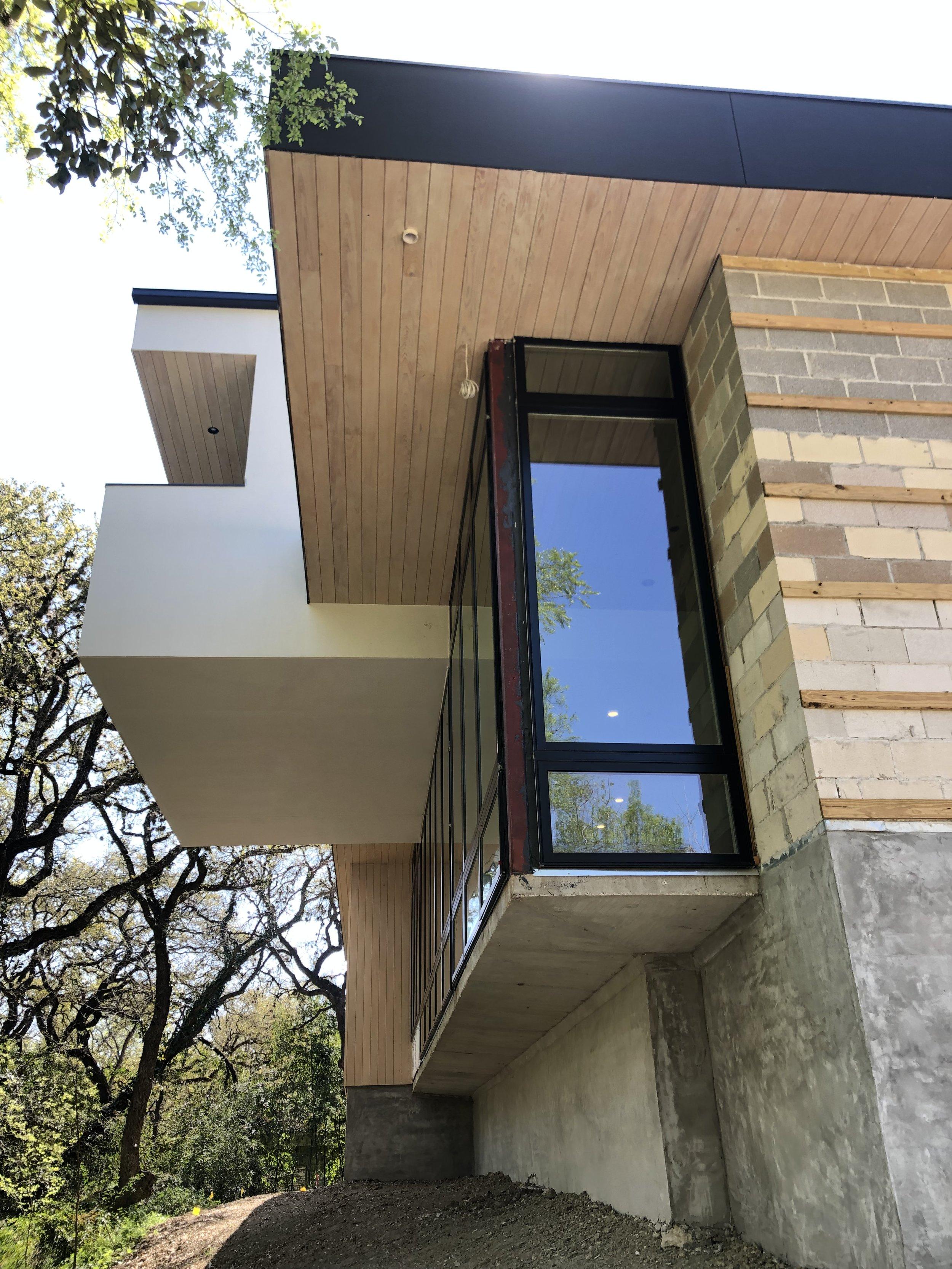 Descendant House by Matt Fajkus Architecture. Construction 24.JPG