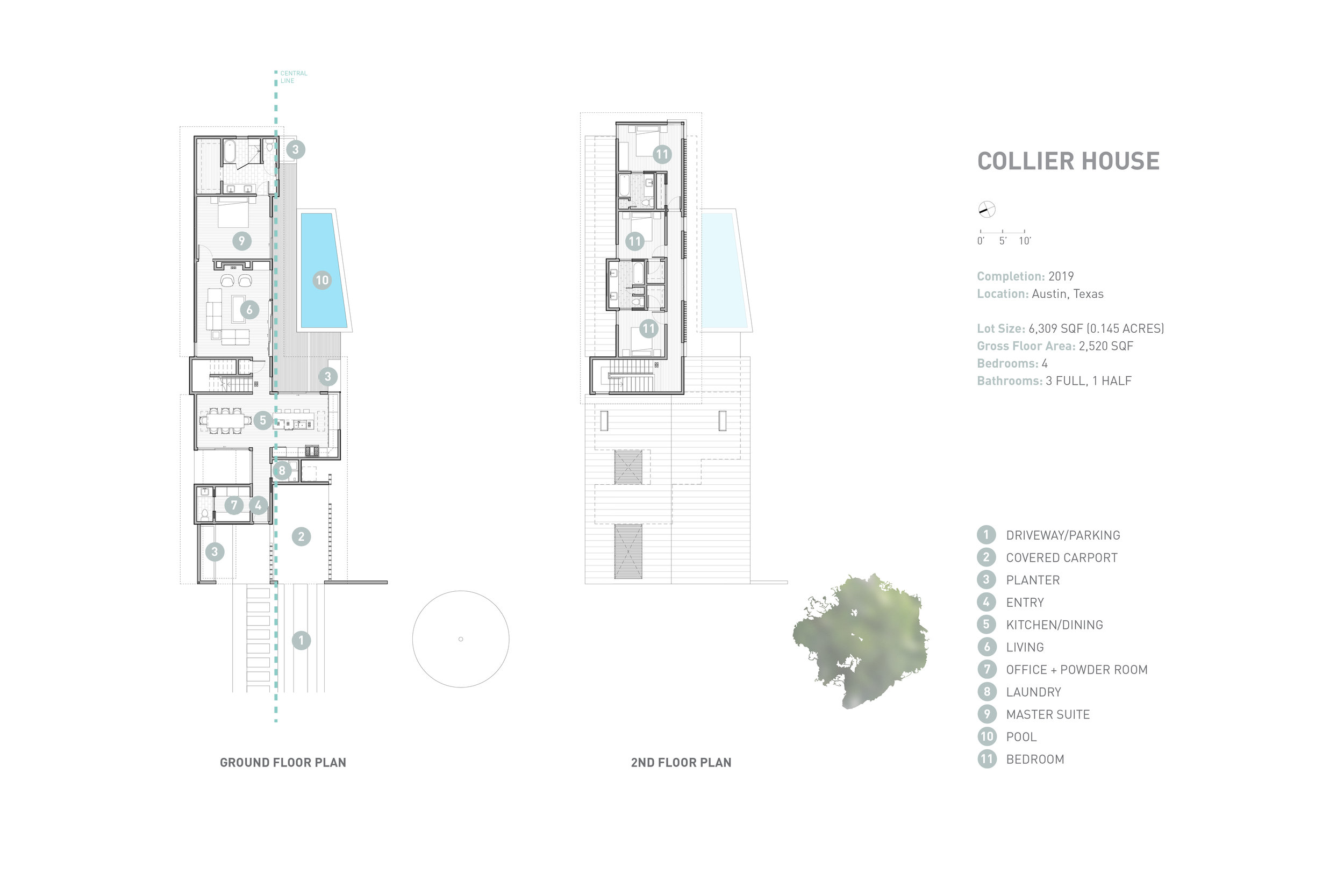 Collier House_plans (WITH CENTRAL LINE)