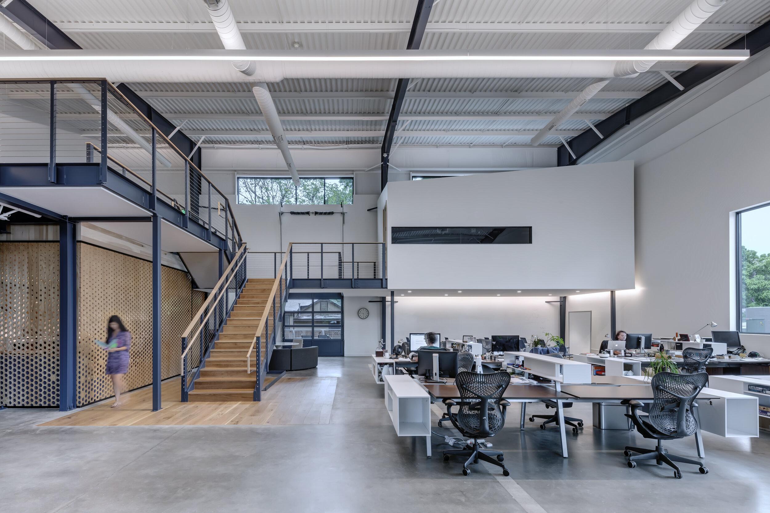 JDI Office by Matt Fajkus Architecture. Photo 1 by Charles Davis Smith.jpg