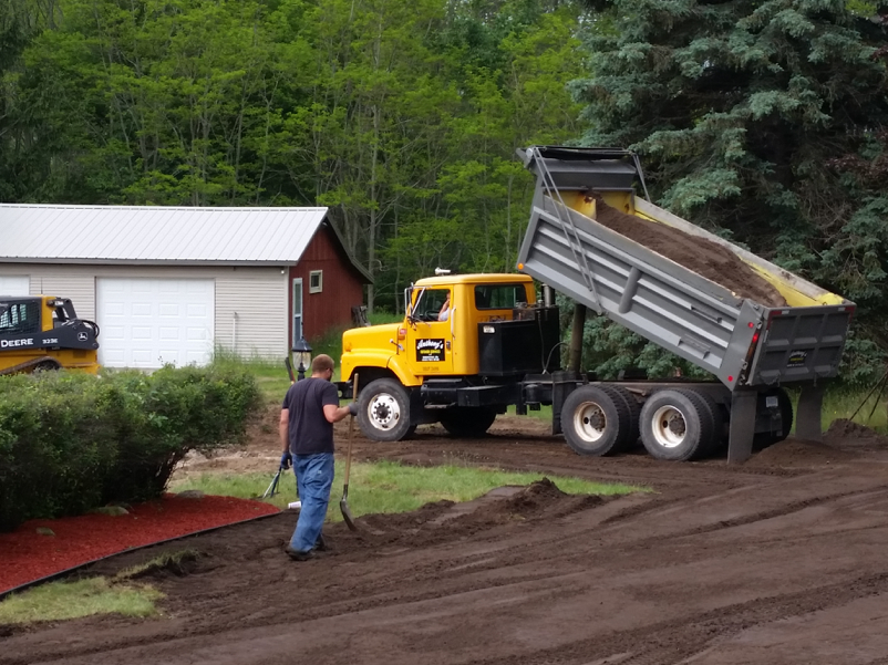 Services — Anthony's Outdoor Services - Landscaping
