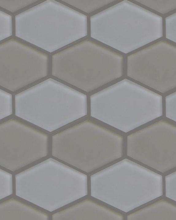 Modern Hexagon, 3x4, $23.99 / pi.ca.