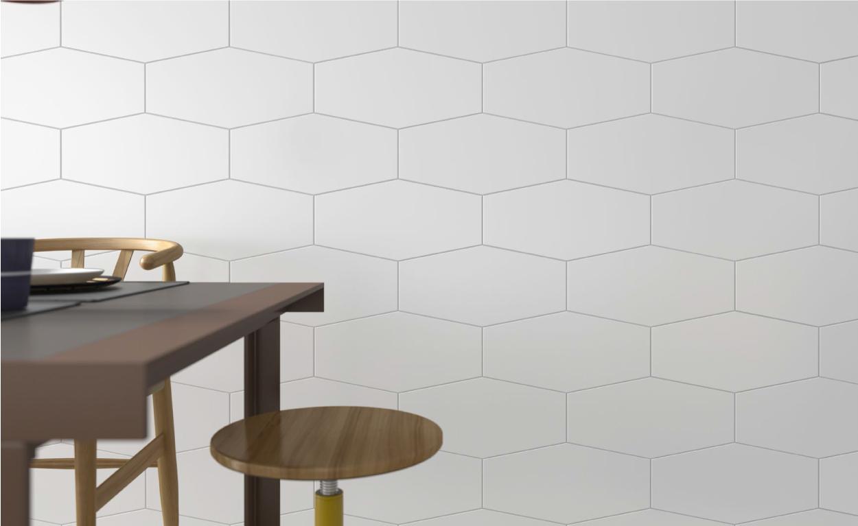 Hexagone, 10x20, $5.99 / pi.ca.