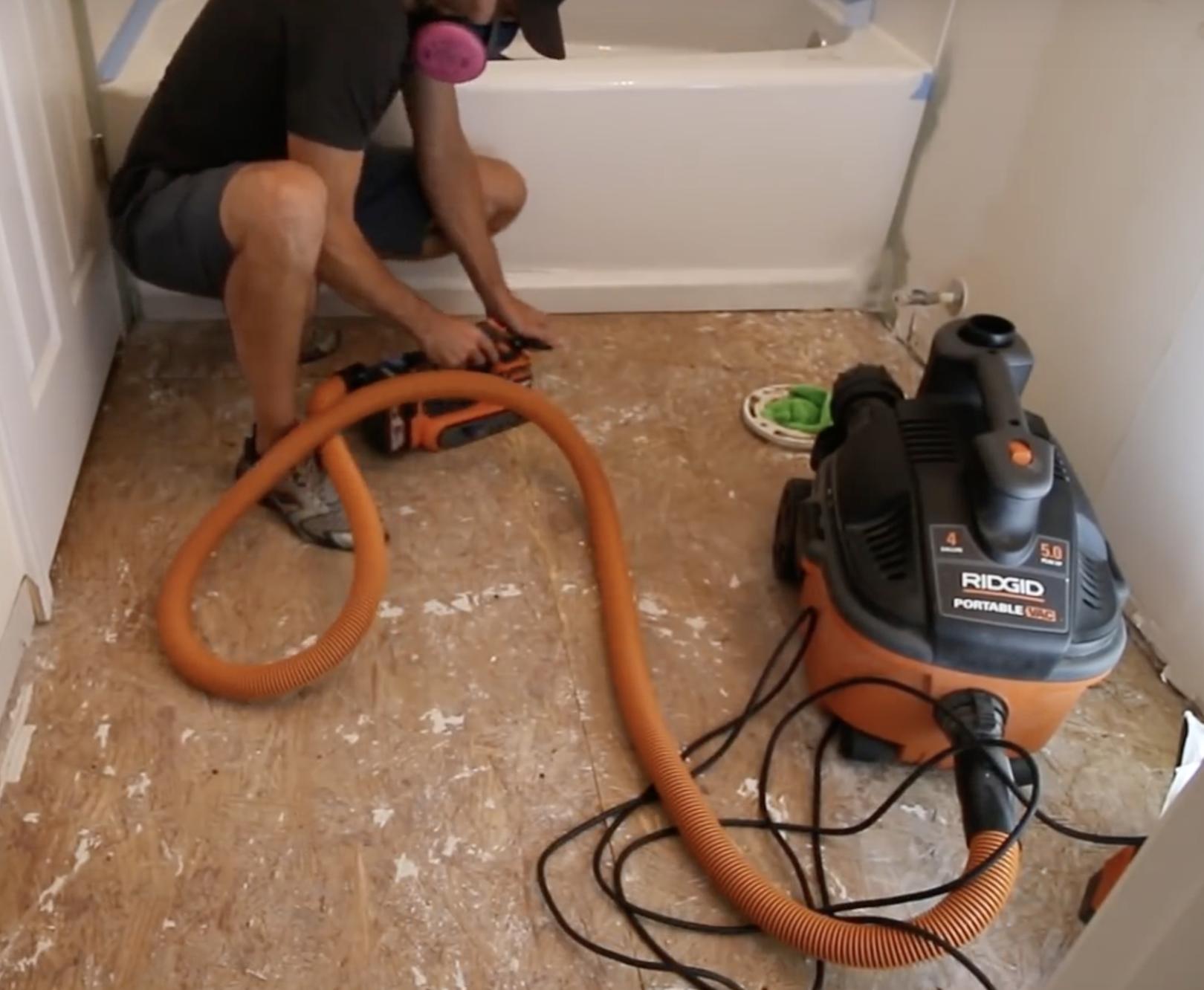 10 conseils pose de ceramique nettoyer plancher