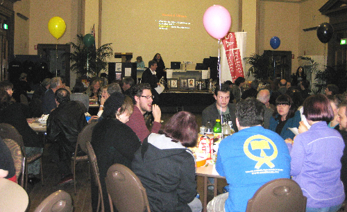 August 10 - Our 7th annual ultimate quiz night.   Our premier club event of the year that attracted a capacity attendance and what a fantastic evening it was!