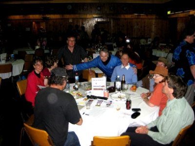 November 30 - Australian Costumers' Guild Quiznight. We had a fantastic evening for this annual costume themed event, a great chance to test our general knowledge and have a whole lot of fun along the way!