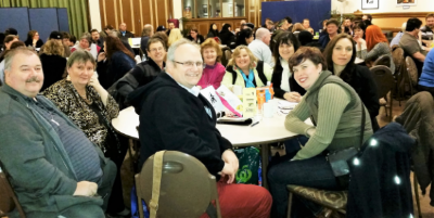 August 9, 2015. Our 9th annual quiz night and proving to be one of Adelaide's most popular quiz night events and the smiles say it all!