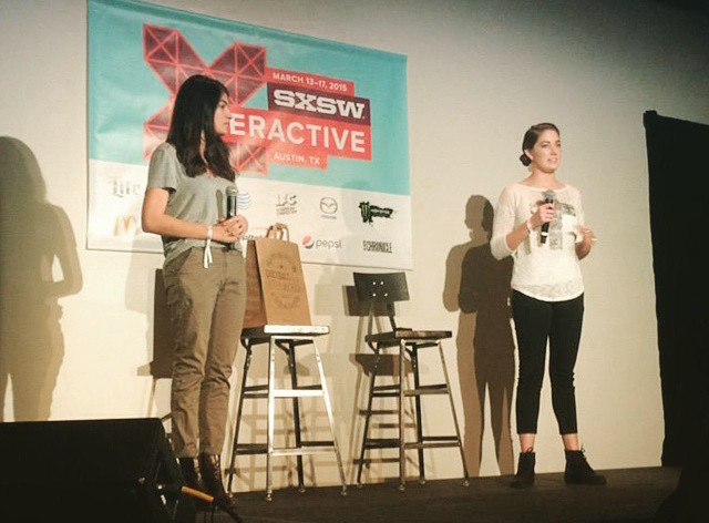 SXSW Interactive 2015 - Becca and I had the privilege to attend SXSW 2015 in Austin, Texas to talk about becoming dirtbags, thank you to Team Detroit.