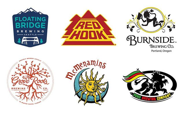 Some of our brewery clients.