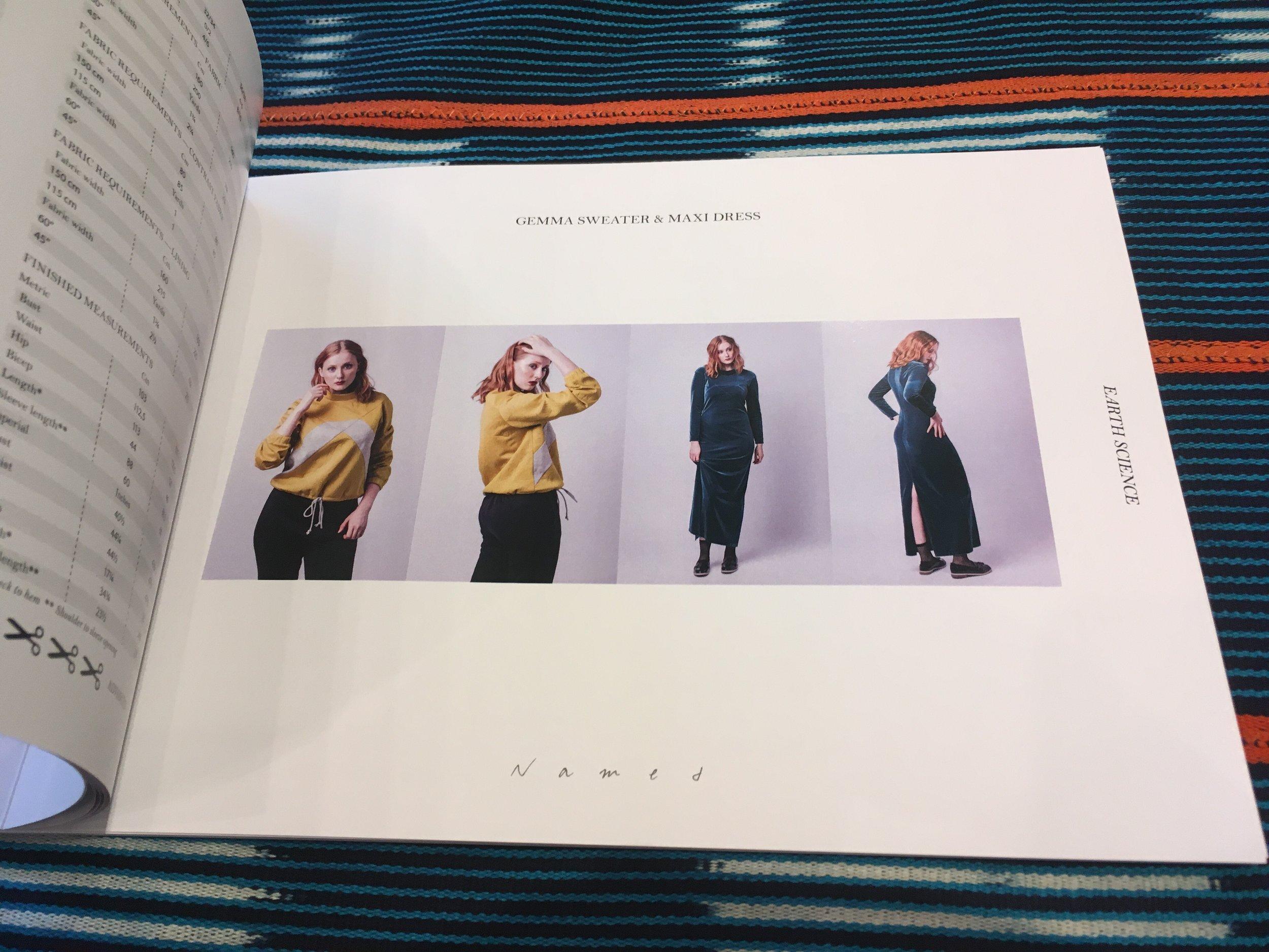 Gemma Sweater & Maxi Dress