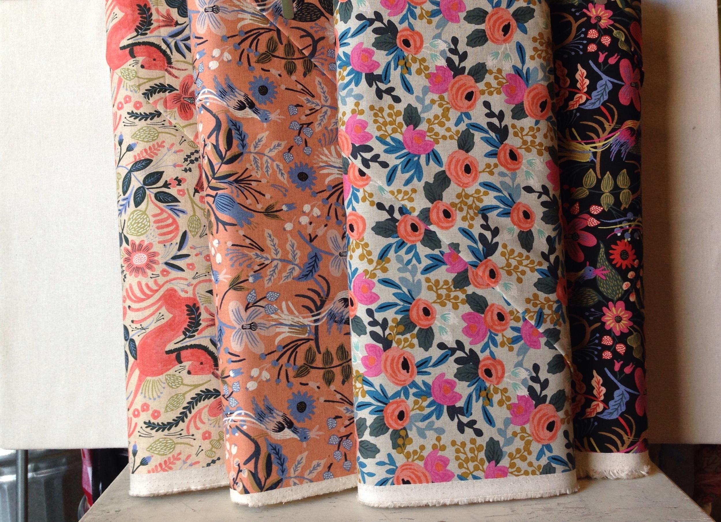 Les Fleurs by Rifle Paper Co./Cotton+Steel