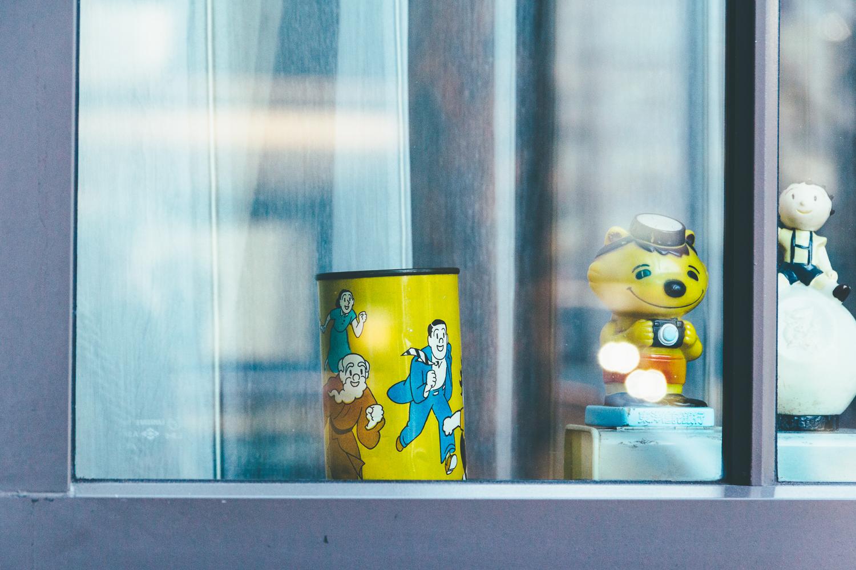 Behind Glass #9689 (Chiyoda)