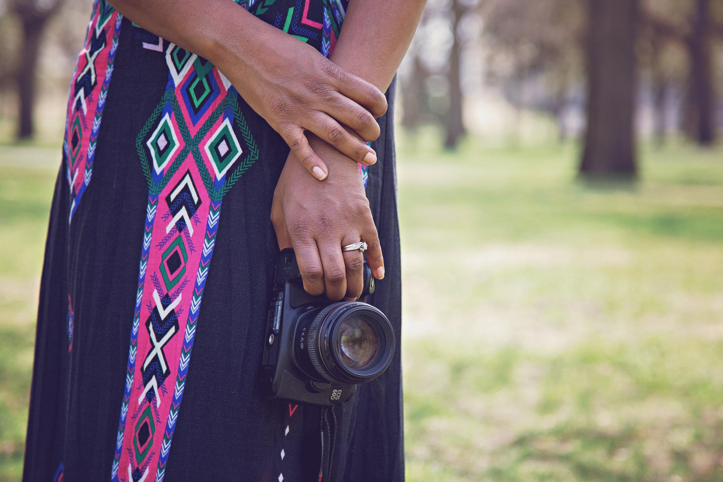 EBON Business Photography | Minnesota | Black Female Photographer