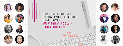 Tomayia Colvin Education
