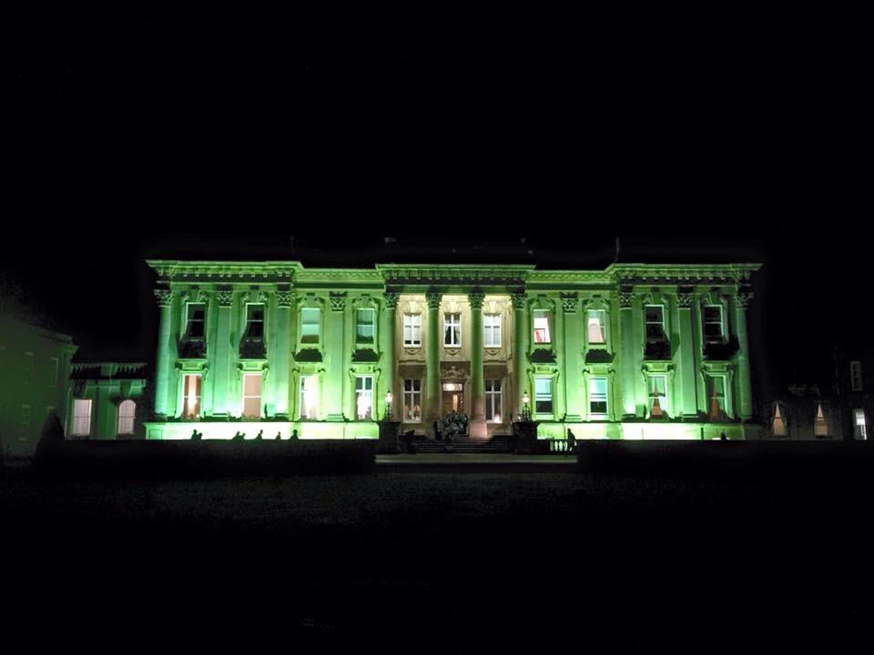 Heythrop Park Manor lodge