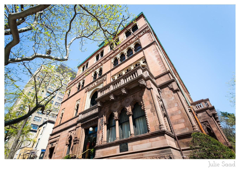 The Montauk Club, Brooklyn NY