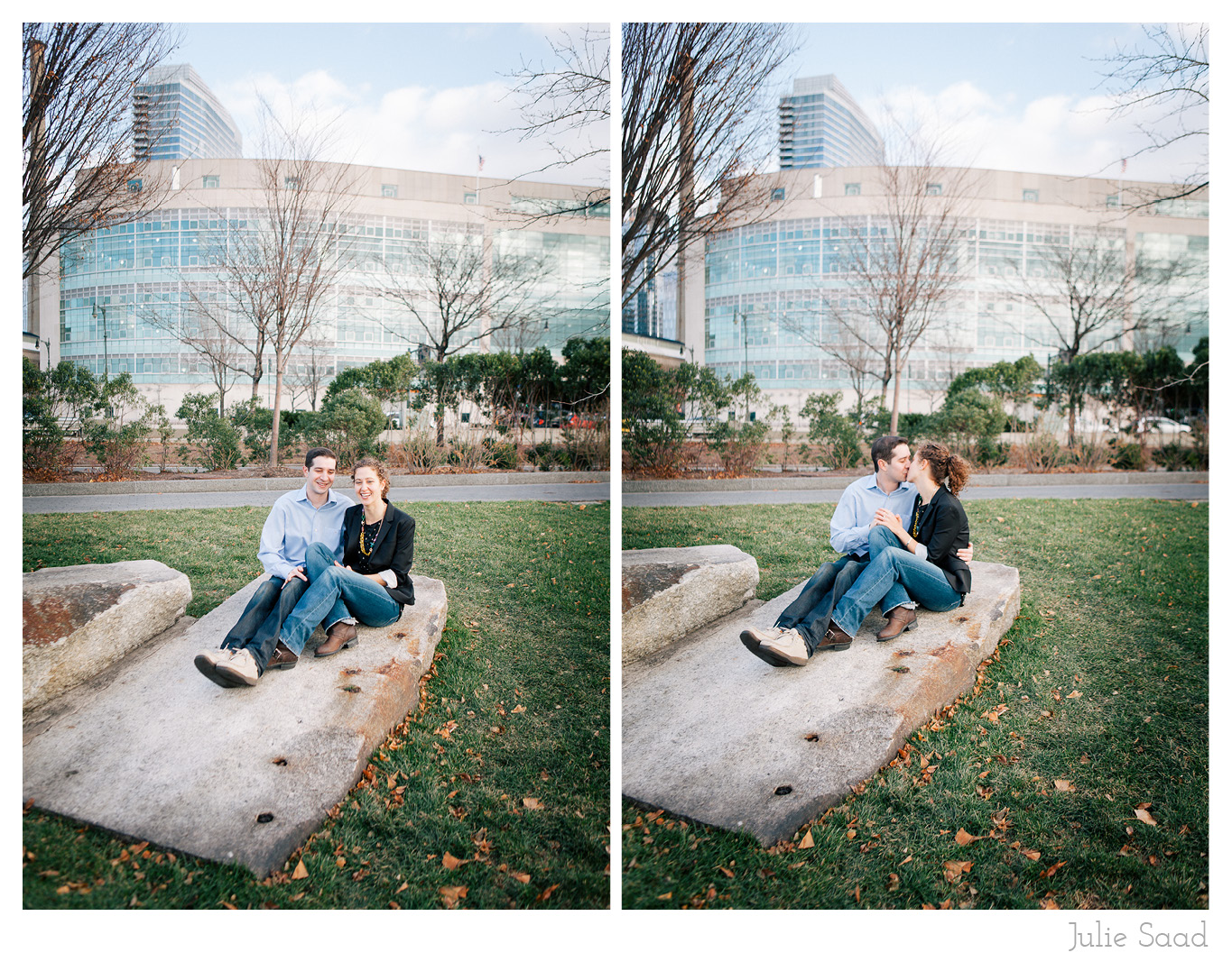 NYC Engagement Pictures