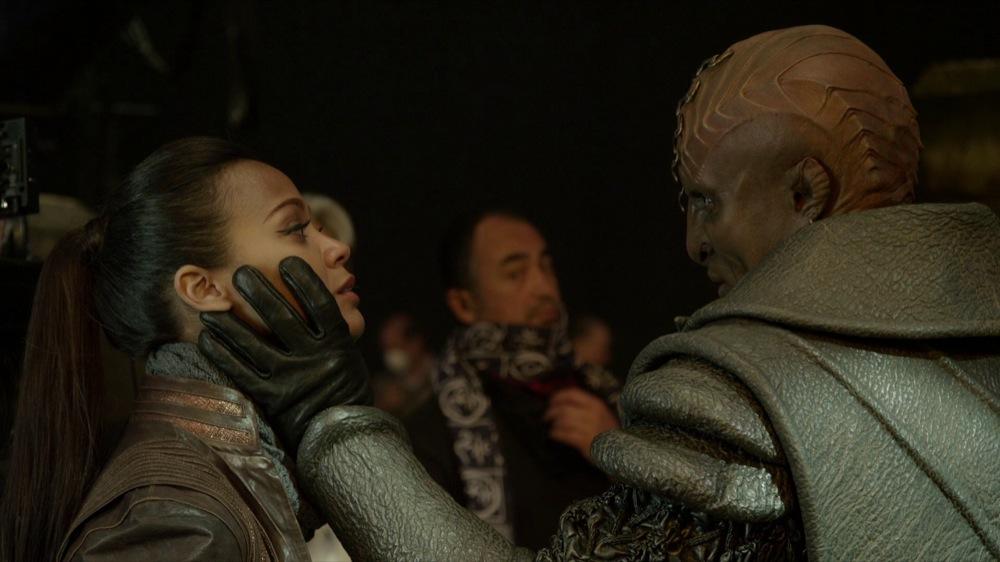 """from """"The Klingon Homeworld"""""""