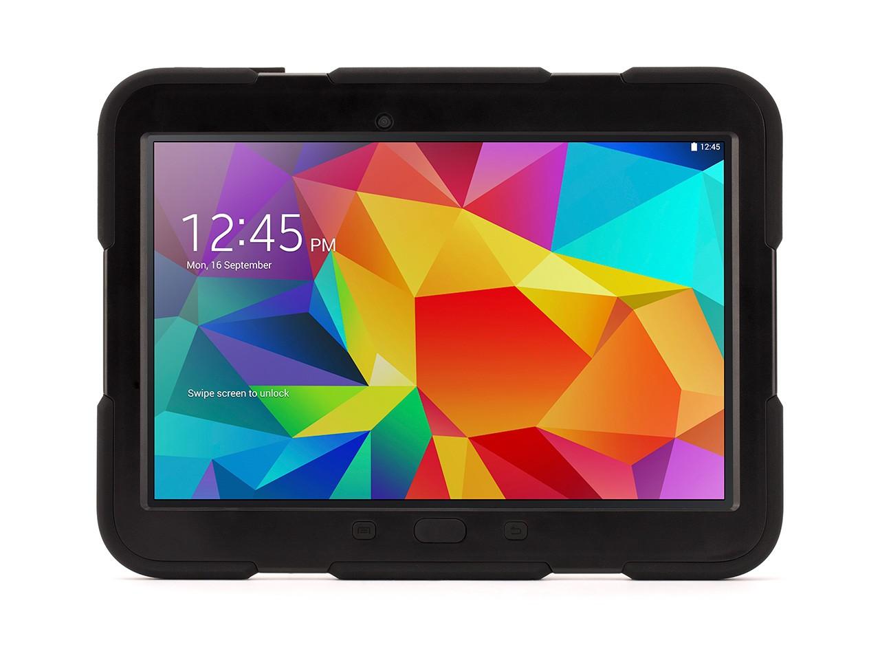 Samsung Galaxy Tab 10.1 in a Griffin Survivor