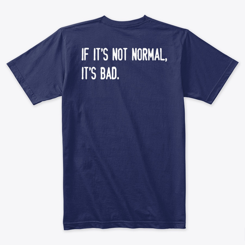 Click here to buy  Normal - Navy