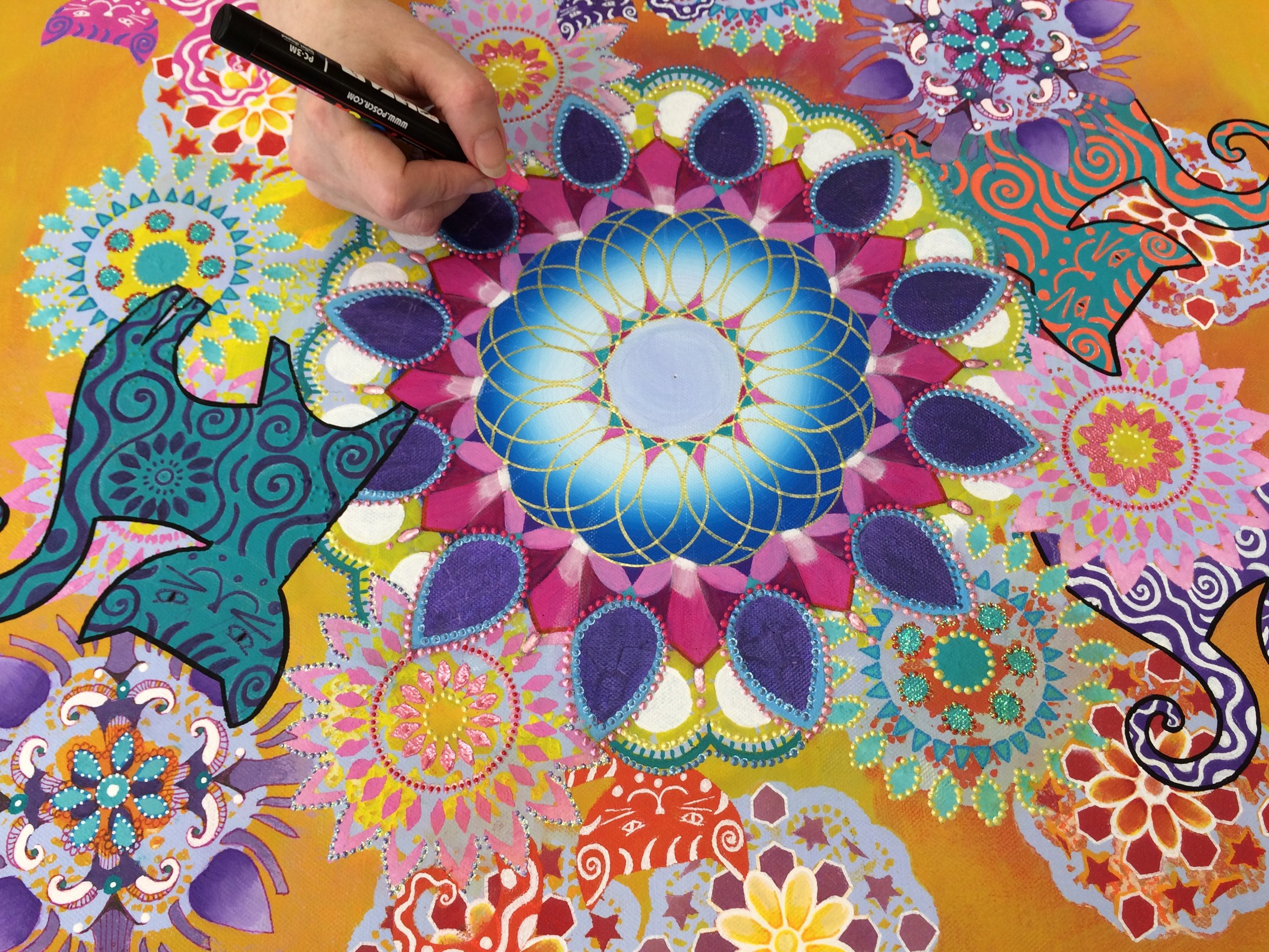 Perth Mandala Magic -