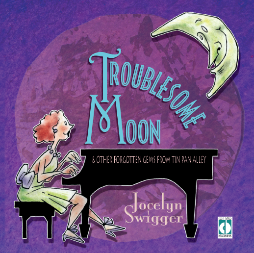 Troublesome Moon cover