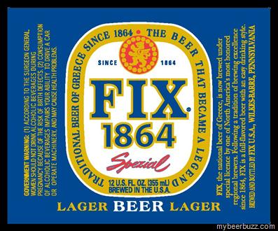 Fix — S K I  Beer