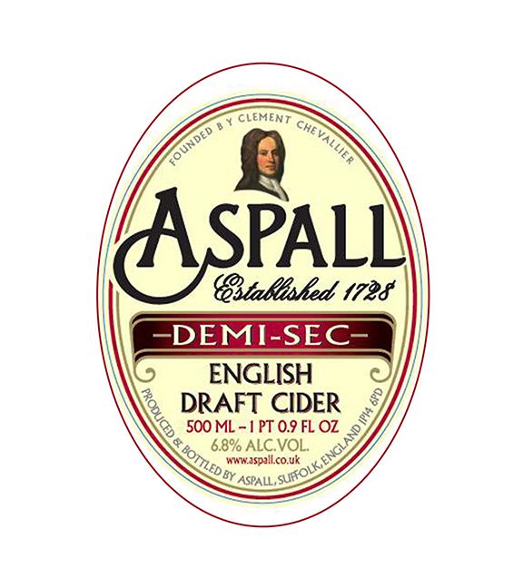 Aspall Draft Cider